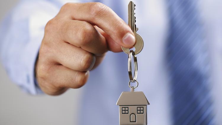 real estate key